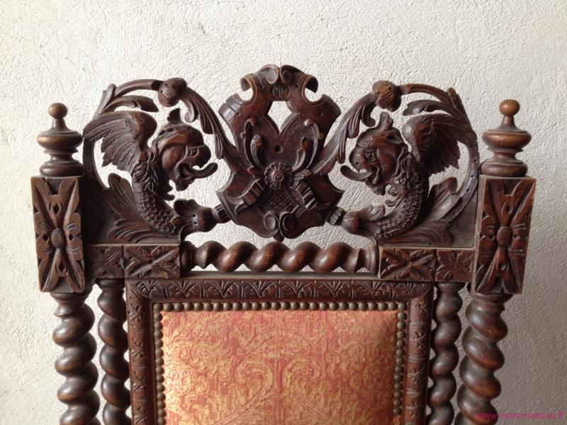 Vente catalogu e de mobilier objets d 39 art et tableaux du for Lions du meuble